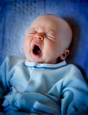 Baby Sleep Needs by Age