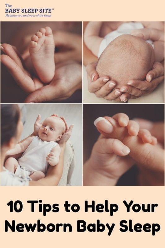 10 Tips to Help Your Newborn Baby Sleep