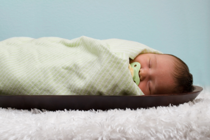 How-to and When to Stop Swaddling Your Baby | The Baby Sleep Site