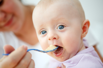 Will Starting Solids Help Your Baby Sleep?