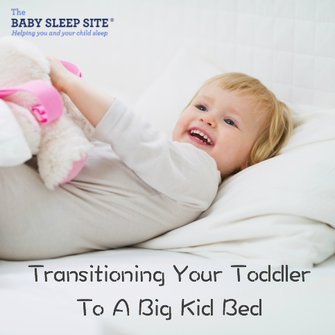 How And When To Transition Your Toddler From A Crib To Bed Toddlers