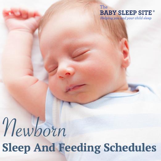Newborn Baby Feeding and Sleep Schedule | The Baby Sleep Site