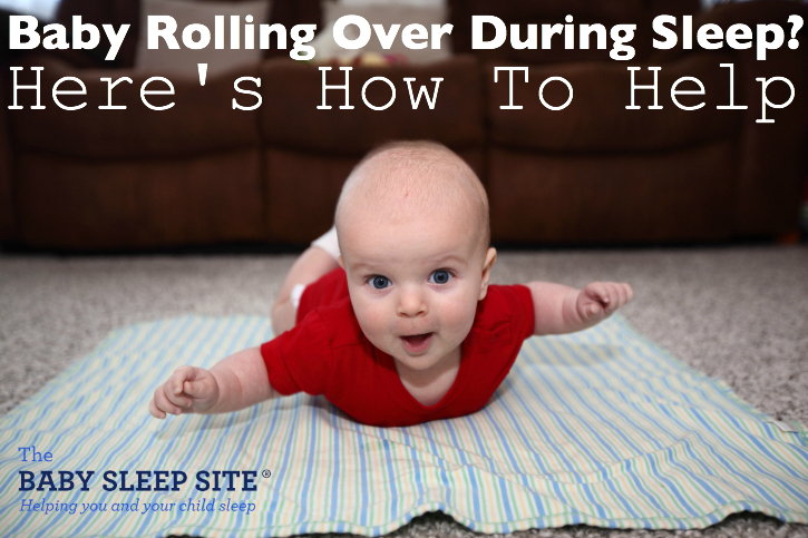 new product 5c230 b6d9d Is Your Baby Rolling Over In His Sleep? Here's How To Help