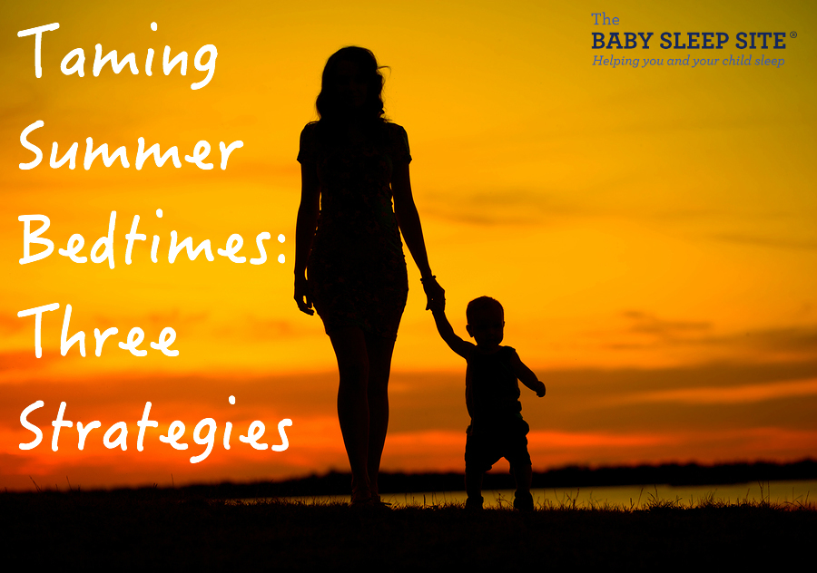 Taming Summer Bedtimes: 3 Tips You Need