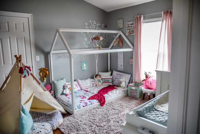 Why We Chose A Montessori Style Bedroom For Our Toddlers The Baby
