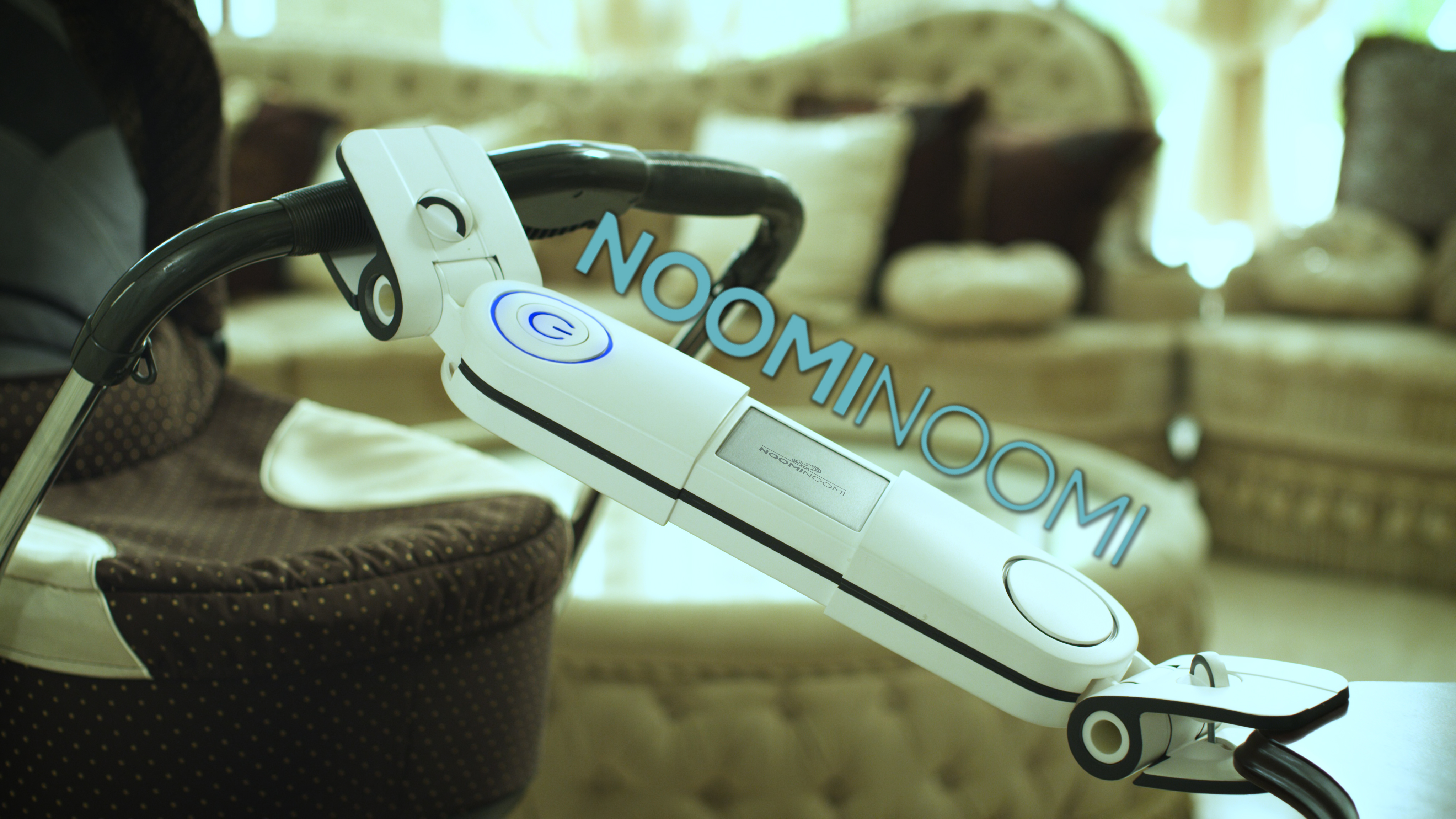 NoomiNoomi – The Extra Rocking Hand For Your Baby