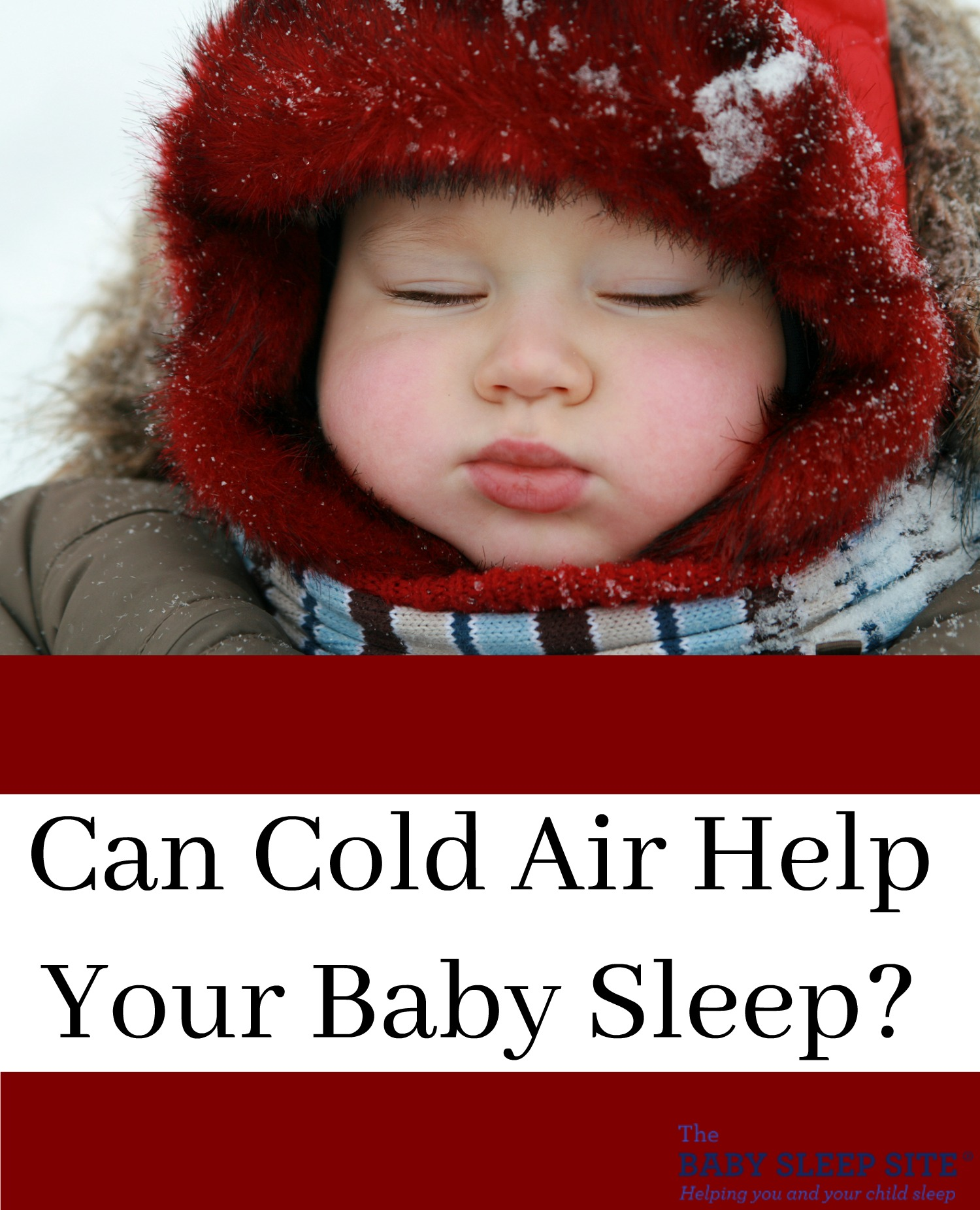 Can Fresh and Cold Air Help Your Baby Nap and Sleep Longer?
