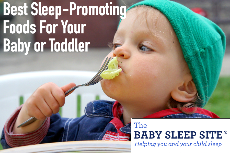 Quick Tip: Best Foods To Promote Better Baby and Toddler Sleep