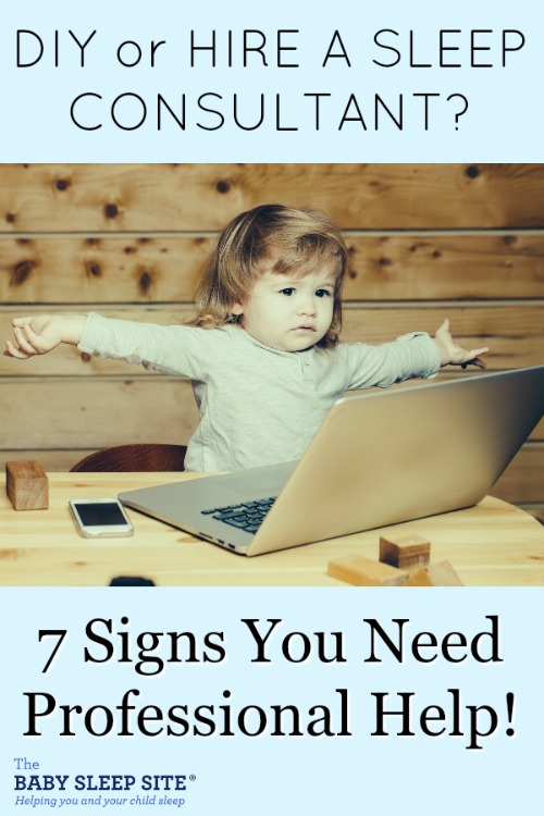 Hiring a Sleep Consultant – 7 Signs You Need Professional Help Managing Your Child's Sleep