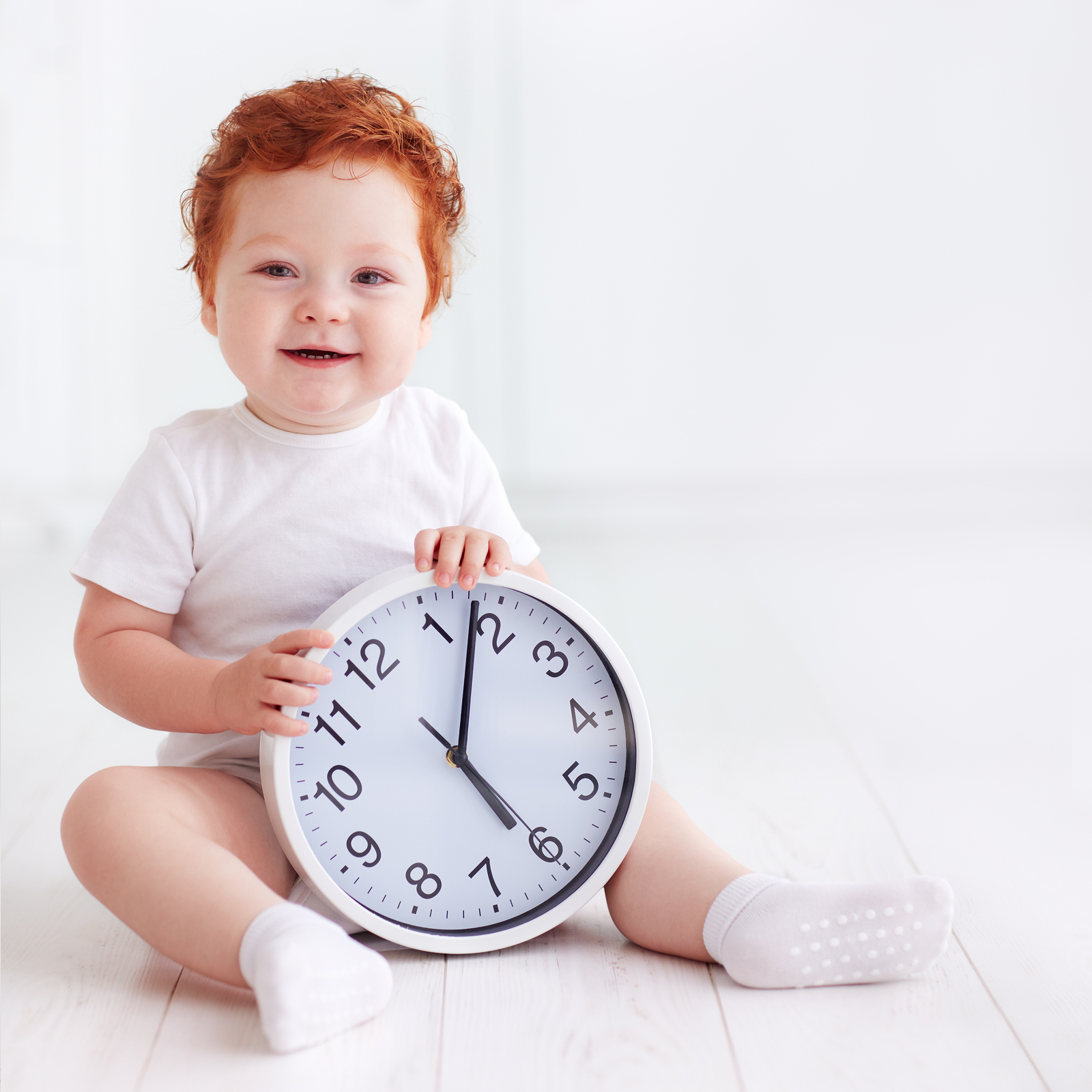 5 Tips for Using Toddler Clocks to End Early Waking