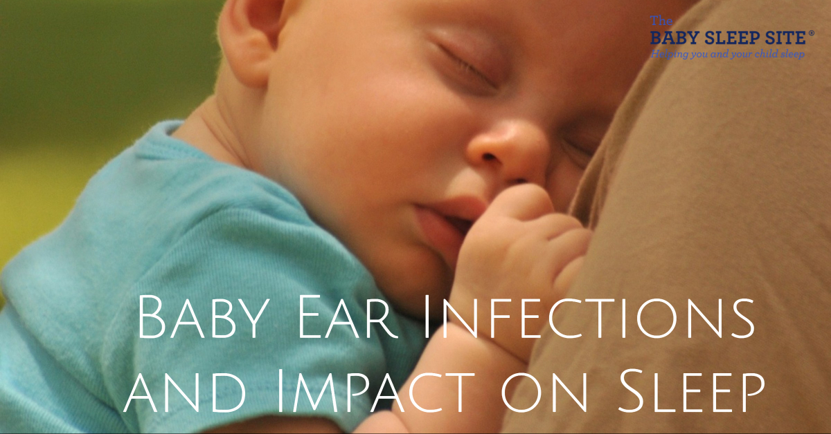 Baby Ear Infections and Sleep