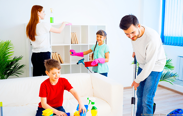 10 Ways to Make Your House Clean and Healthy for Your Toddler