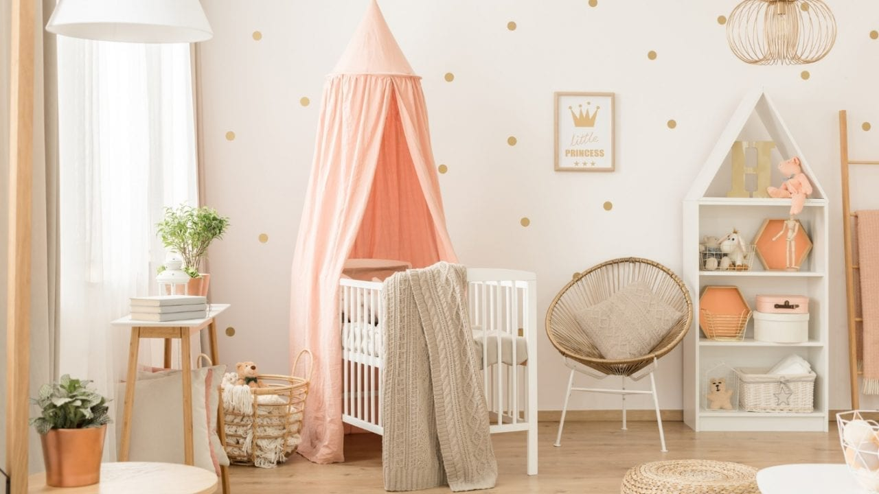Top Décor Tips for Your Baby's Nursery